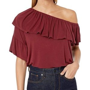 Paige Pax Rouge Top Small